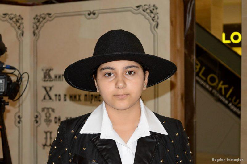студентка профессионального музыкального колледжа имени Майбороды Мариам Беладзе