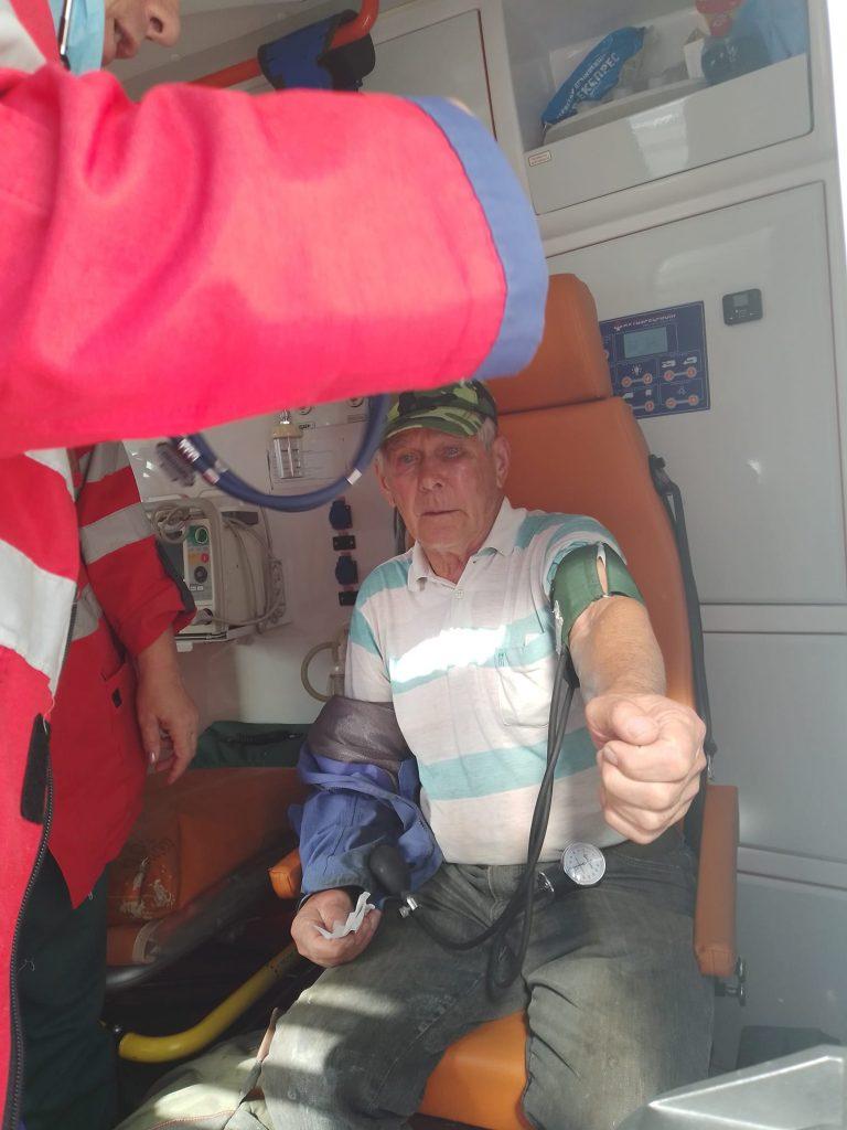 пострадавший пенсионер