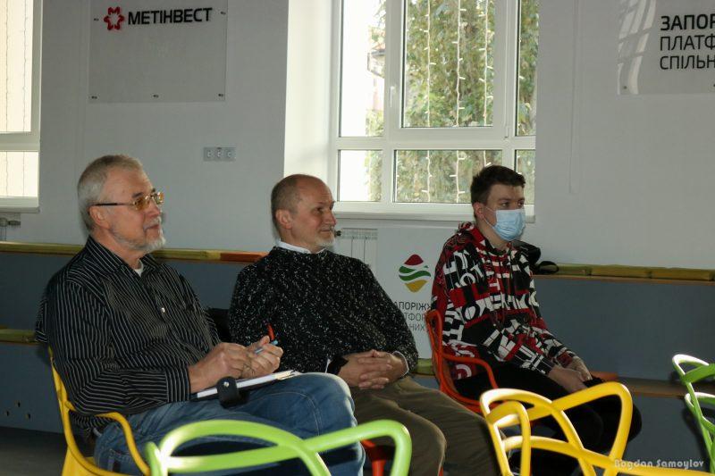 Коррупция убивает: в Запорожье показали документальный фильм о трагедии в Румынии