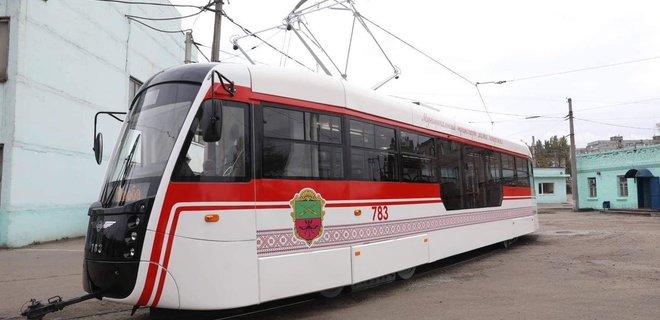 По центру Запорожья перестанут ходить трамваи: причины