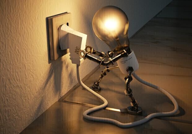 Кому в Запорожье отключат свет 6-го октября. Фото: mail.kz