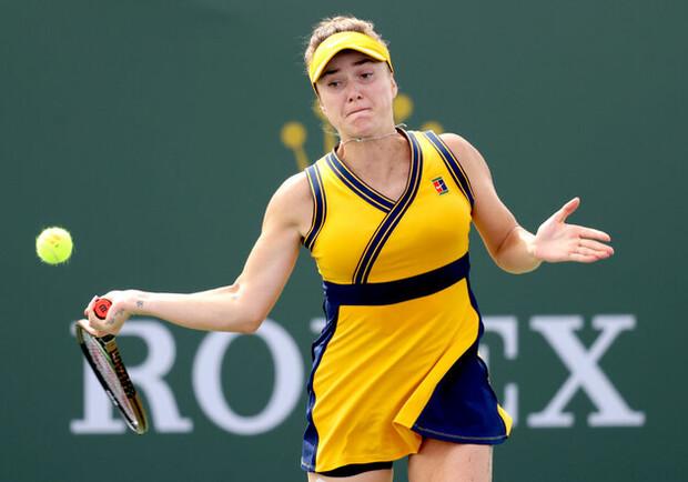 Элина Свитолина вышла в четвертый круг WTA 1000. Фото: uatv.ua