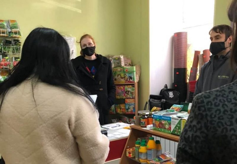 Рынки, магазины и учреждения образования в Запорожской области нарушали карантин