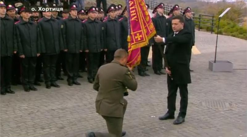 Воинские подразделения получили почетные наименования