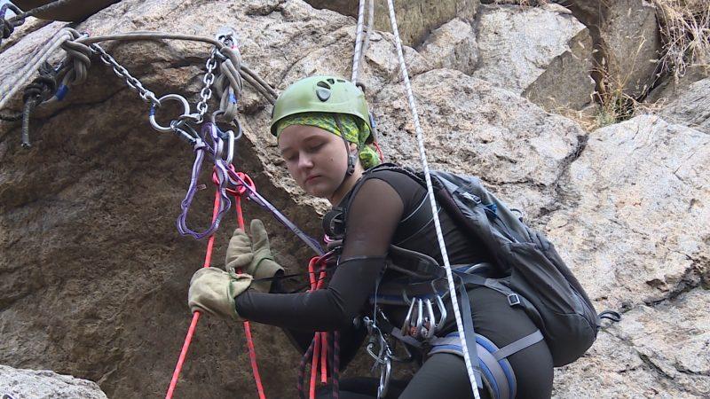 В Запорожье состоялись самые массовые соревнования в Украине по горному и спортивному туризму