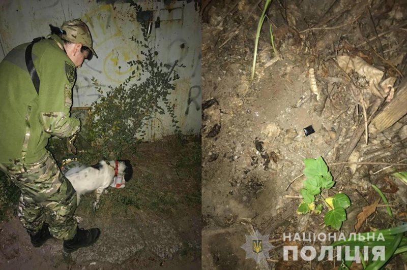 В Запорожье задержали наркосбытчика