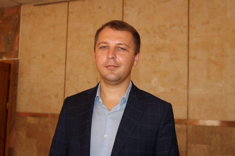 регіональний менеджер департаменту зі взаємодії з громадськими організаціями ООО «Метінвест Холдинг» Сергій Власенко