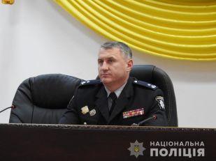 Начальником уголовной полиции Запорожской области стал полицейский из Сумщины
