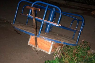 v-zaporozhe-muzhchina-uvez-karusel-s-detskoj-ploshhadki-na-tachke.jpg