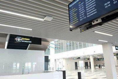 v-zaporozhe-neizvestnye-povredili-santehniku-i-klaviaturu-v-novom-terminale-aeroporta.jpg