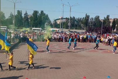 v-zaporozhe-podnyali-olimpijskij-flag-v-podderzhku-sportsmenov-foto-video.jpg