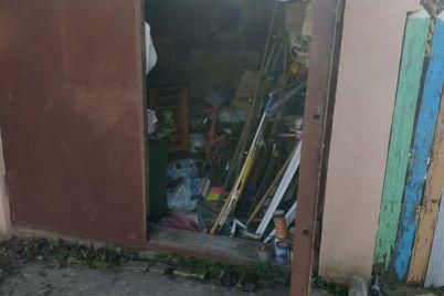 v-zaporozhe-sotrudniki-policzii-ohrany-ne-dali-voram-zabrat-iz-garazha-velosipedy.jpg