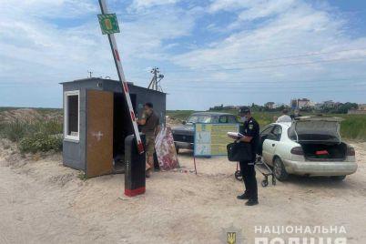z-uzberezhzhya-azovu-na-zaporizkomu-kurorti-demontuvali-shhe-odin-shlagbaum.jpg