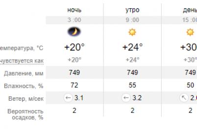 zaporozhczam-obeshhayut-dozhdi-no-prognoziruyut-do-30-s-pogoda-v-zaporozhe-na-vyhodnye-dni.png
